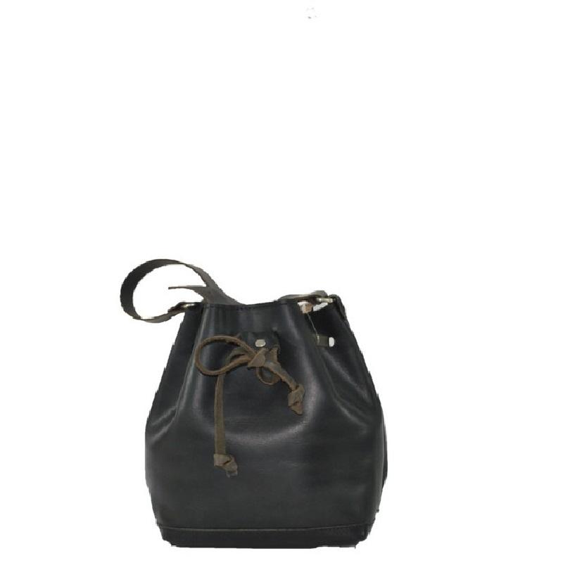 3b3a871305 Κλασικές  Τσάντα γυναικεία δερμάτινη πουγκί