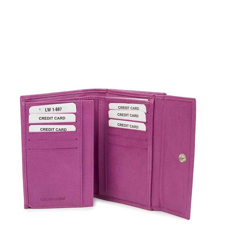 2293ab6e47 Πορτοφόλια γυναικεία  Πορτοφόλι δερμάτινο γυναικείο